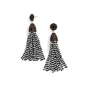 Baublebar Piñata Tassel Drop Statement Earrings